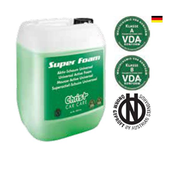 SUPER FOAM — универсальная активная пена.