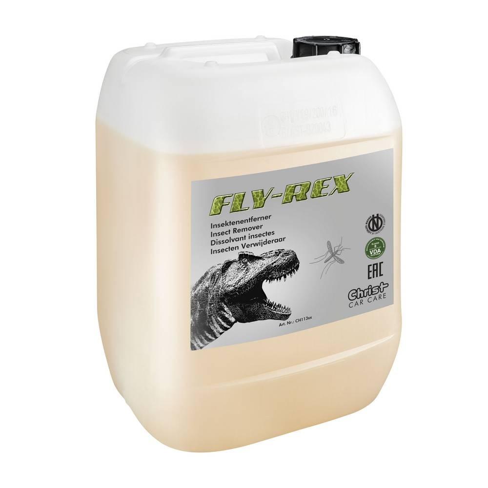 FLY REX — средство для удаления насекомых.