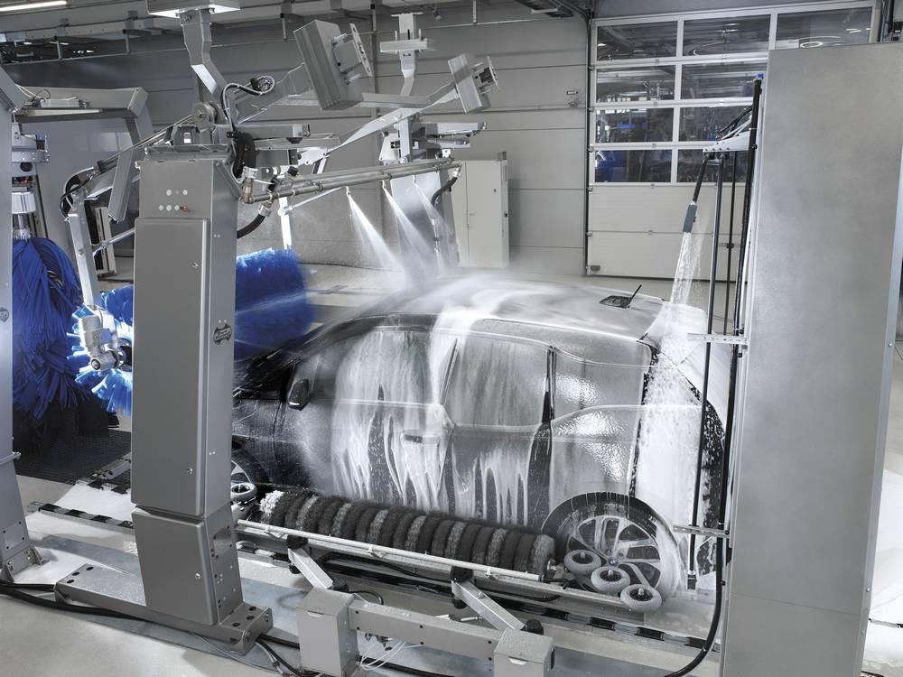 Туннельная мойка - технологии