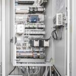 электромонтажный шкаф