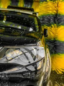 Двухсторонняя портальная автомойка Christ в Ульяновске